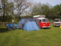 Campershop Outlaw drive away awning