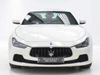 Maserati Ghibli V6 (white) 2016-08-30
