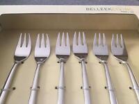 Belleek Living Mirage Pastry Set RRP £25