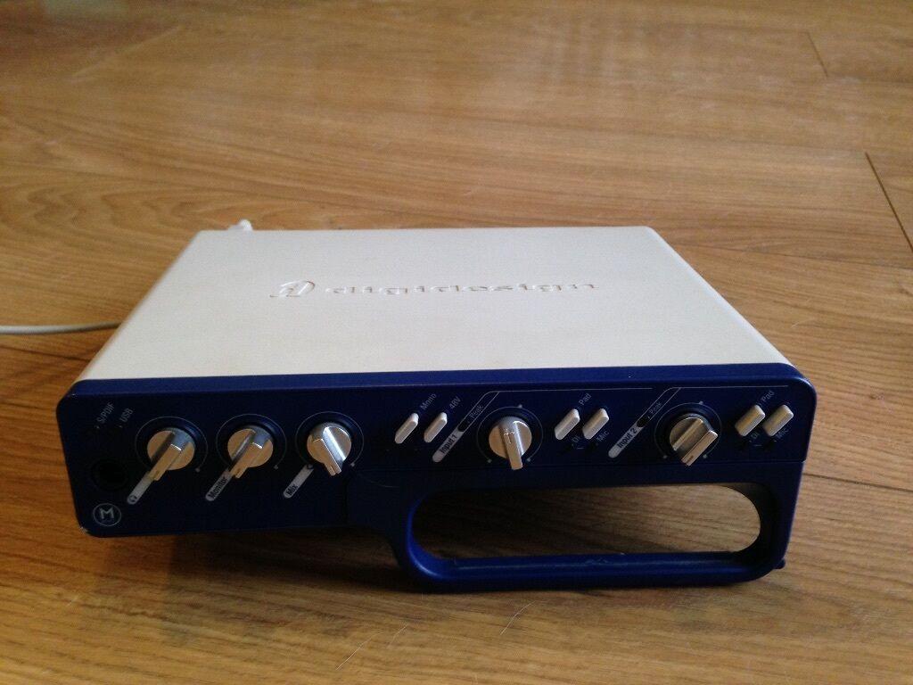 Digidesign Mbox 2 Usb Audio Interface In Basildon Essex Gumtree