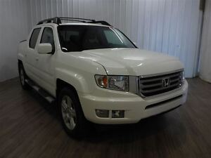 2013 Honda Ridgeline Touring Navigation Bluetooth Leather