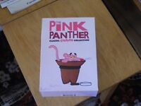 PINK PANTHER CARTOON DVD,S 9 IN ALL. IDEAL FOR KIDS.!!!!