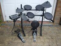 TechTonic DD502 Electronic Drum Kit