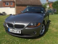 BMW Z4 2.2i 2005 Exceptional Condition