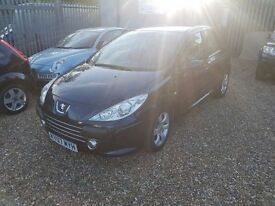 2007 Peugeot 307 1.6 16v S Tiptronic with full service history