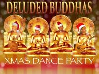 Deluded Buddhas Xmas Dance Rock Party