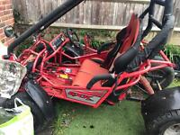 2 seater road legal buggy