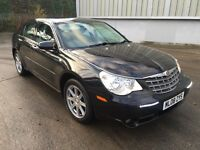Stunning 2008 08 Chrysler Sebring 2.0 Limited 4Dr **2 Owners+Only 80000+History+Full Leather+More!**