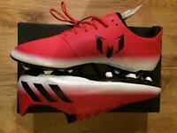 Men's Adidas Messi 16.3 fg football boots size 8