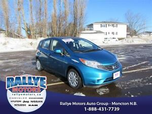 2014 Nissan Versa Note SV! ONLY 27K! Trade-In! Save!