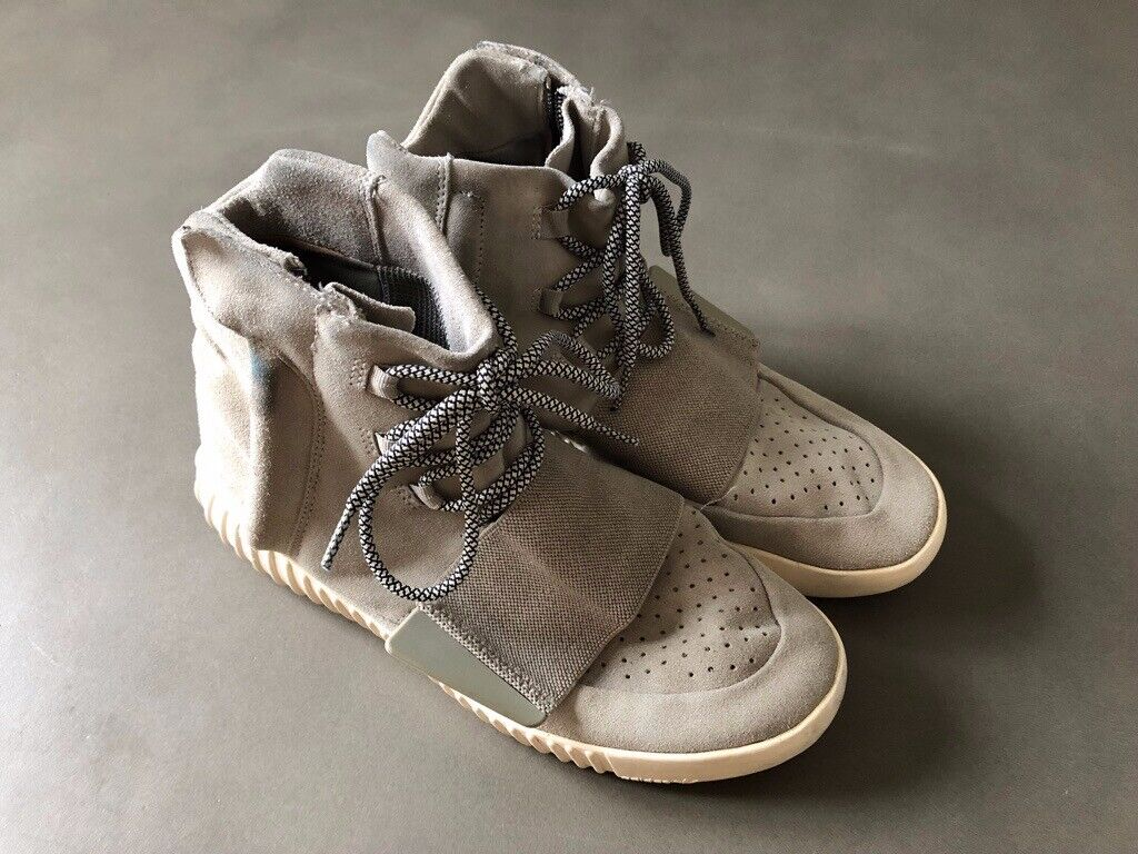 3a7d961ad adidas Yeezy Boost 750 OG Light Brown GREY Size UK 10 replica
