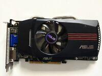 Asus GeForce GTX 550 Ti gaming graphics card (1GB, GDDR5, PCI Express 2.0) - HDMI/ DVI/ VGA /