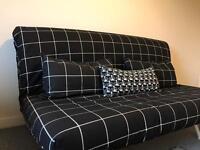 HÅVET king size sofa bed, 1 year old, hardly used