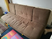 Sofa Bed - 3 seater - Great Condition