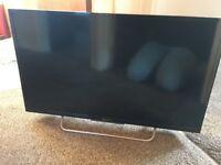 Sony KDL-32W705C 32 inch Smart Full HD 1080p TV - Black