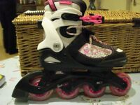AS NEW: ROLLER BLADES