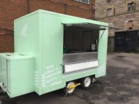 Unique Catering Trailer with motormover! – Open to offers