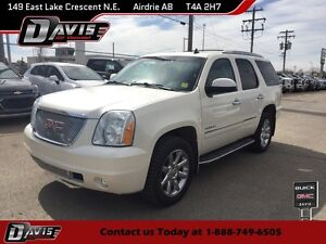 2013 GMC Yukon Denali NAVIGATION, REAR DVD PLAYER, SUNROOF
