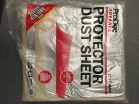 Pro dec dust sheet