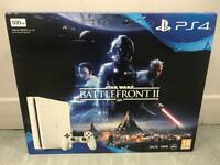 *NEW* PS4 500GB with Battlefront 2