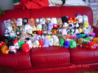 COMPLETE COLLECTION of Swibco Puffkins **LOOK** MintWT
