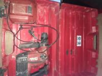 Hilti 36v sds cordless not dewalt makita Bosch