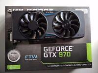 EVGA Nvidia GeForce GTX 970 FTW
