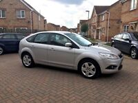 FORD FOCUS 1.6 STYLE, MOT 12 MONTHS, FULL SERVICE HISTORY, LOW MILEAGE, 2 KEYS, HPI CLEAR