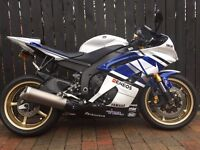2013 Yamaha yzfr600 r6 spotless bike must be seen £5399