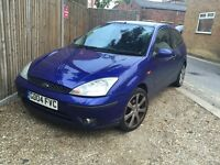 Quick sale Ford Focus Turbo diesel £990 only