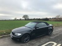 Bmw 1 series M sport 120d Coupe Convertible