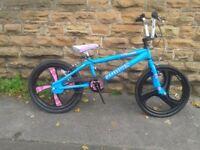 New Zombie Plague Girls BMX Bike - RRP £189