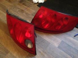 Audi TT 225 Rear Lights Genuine OEM