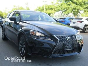 2014 Lexus IS 350 F Sport  - Certified