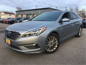 2015 Hyundai Sonata Limited LEATHER NAVIGATION PANORAMA ROOF