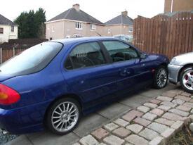 ford mondeo 200 st 2500cc 2001 reqs mot £450