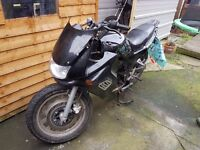 Road legal pitbike moped frame learner legal off road for sale