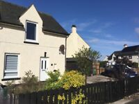 2 Bed End-terraced house for sale in Ardersier. Offers over £105,000