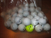 Srixon AD333 Tour & ZStar, Trispeed Golf Balls £1 Each