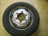 Transit Twin Wheeler Wheel & Tyre ( rim ) 185/75/R16C