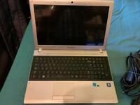 SAMSUNG RV510 LAPTOP WITH CHARGER