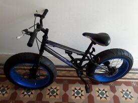 Monster Avigo Fat Tyre Bike