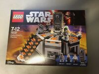 Lego 75137 - Star Wars Carbon-Freezing Chamber - Brand New in the Box and Sealed