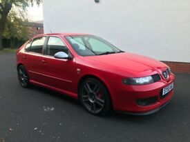 2006 Seat Leon FR + TDI 150 - Lots Of History - Extras
