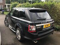 2012 Range Rover Sport 3.0 SD V6 HSE (Luxury Pack) 4x4 5dr - FULL MAIN DEALER SERVICE HISTORY