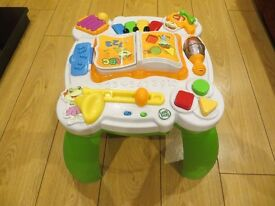 *** Leap Frog Activity Table *** Excellent Condition - Free Delivery
