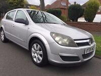 2005 Vauxhall Astra Breeze 1.6, 12 Months MOT, Superb Drive, 2 Owners From New