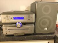 MINISTRY OF SOUND DAB Radio RRP £139.99