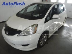 2010 Honda Fit Sport 1.5L *Mags* Cruise* A/C* Gr.Electric*