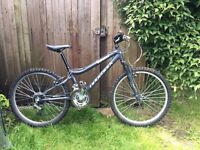Ridgeback MX24 kids mountain bike
